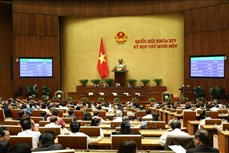 Kỳ họp thứ 11, Quốc hội khóa XIV: Trình Quốc hội miễn nhiệm chức vụ Chủ tịch nước