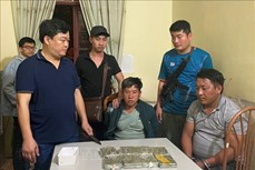Công an Sơn La bắt quả tang 2 đối tượng vận chuyển trái phép chất ma túy