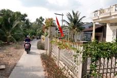 Đầm ấm Tết cổ truyền Chôl Chnăm Thmây của đồng bào Khmer