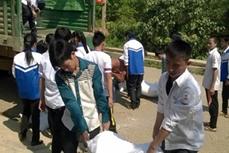 Ninh Thuận khẩn trương cấp phát gạo hỗ trợ học sinh vùng đặc biệt khó khăn