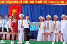Giúp đồng bào Chăm ở Ninh Thuận vui đón tết Ramưwan vui tươi, an toàn và tiết kiệm