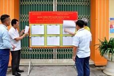 Bầu cử QH và HĐND: Mỗi công dân chỉ được ghi tên vào một danh sách cử tri