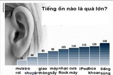 Ô nhiễm tiếng ồn có thể gây tác động lâu dài đến sự đa dạng sinh học