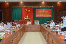 Kiểm tra, giám sát công tác phục vụ bầu cử tại Đắk Lắk