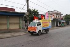 Đề nghị 5 tỉnh, thành phố tăng cường công tác phòng, chống dịch COVID-19