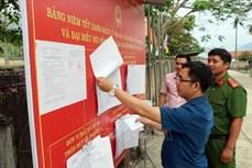 Bầu cử QH và HĐND: Các bản làng vùng cao A Lưới sẵn sàng cho ngày hội lớn