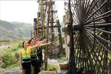 Sơn La phát triển du lịch cộng đồng tại miền quê cổ tích Ngọc Chiến
