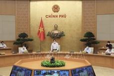 Thủ tướng Phạm Minh Chính: Mục tiêu cao nhất lúc này là đảm bảo an ninh, an toàn, an dân trước đại dịch COVID-19