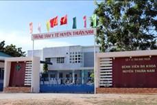Dịch COVID-19: Ninh Thuận xây dựng Bệnh viện dã chiến quy mô 200 giường