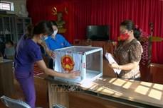 Vùng biên Nghệ An sẵn sàng cho ngày bầu cử sớm