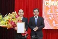 Ông Rah Lan Chung giữ chức Phó Bí thư Tỉnh ủy Gia Lai