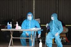 Dịch COVID-19: Điện Biên xét nghiệm diện rộng các trường hợp nguy cơ cao