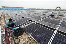 Đột phá trong công nghệ mới sản xuất tấm pin năng lượng mặt trời