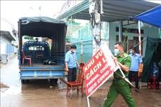 Đắk Lắk: Gỡ bỏ phong tỏa khu dân cư có bệnh nhân mắc COVID-19