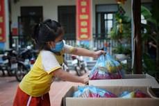Dịch COVID-19: Thực hiện cách ly y tế tại nhà đối với trẻ em dưới 5 tuổi