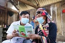 Nâng cao nhận thức pháp luật cho phụ nữ vùng biên Lai Châu