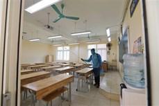Hà Nội quyết tâm tổ chức kỳ thi vào lớp 10 an toàn trong mùa dịch COVID-19