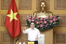 Thủ tướng Phạm Minh Chính: Tháo gỡ kịp thời vướng mắc trong nghiên cứu, sản xuất vaccine phòng COVID-19