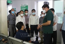 Thêm 2 bệnh nhân COVID-19 có bệnh lý nền nặng tử vong