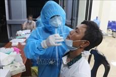 Sáng 20/6, Việt Nam ghi nhận 78 ca mắc COVID-19