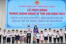 UNICEF sẽ hỗ trợ tối đa để Việt Nam tiếp cận các loại vaccine phòng dịch COVID-19