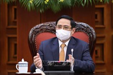 Thủ tướng Phạm Minh Chính đề nghị AstraZeneca tạo điều kiện để Việt Nam thực hiện hiệu quả chiến lược vaccine