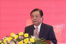 Bộ trưởng Lê Minh Hoan: Tư duy kinh tế nông nghiệp phải tính đến chi phí sản xuất