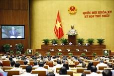 Kỳ họp thứ nhất, Quốc hội khóa XV: Triển khai đồng bộ và hiệu quả chính sách hỗ trợ người lao động ảnh hưởng bởi dịch COVID-19