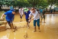 Mưa lũ gây thiệt hại tại miền núi Thanh Hóa