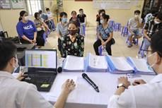 Tiêm thử nghiệm vaccine Nano Covax phòng COVID-19 mũi 2 giai đoạn 3 cho 12.000 người