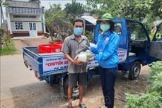 Yên Bái hỗ trợ công dân của tỉnh có hoàn cảnh đặc biệt khó khăn đang tạm trú tại các tỉnh, thành phía Nam