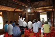 Nâng cao chất lượng sinh hoạt Đảng tại bản vùng cao Tà Đằng
