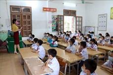 Trên 300.000 học sinh Sơn La tựu trường chuẩn bị năm học mới 2021-2022