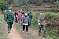 Bộ đội Biên phòng Cao Bằng ngăn chặn nhiều vụ xuất, nhập cảnh trái phép