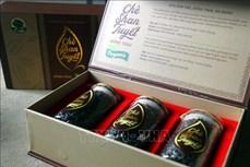 Khẳng định thương hiệu chè đặc sản Shan tuyết Na Hang