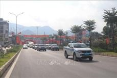 Con đường mang tên Đại tướng Võ Nguyên Giáp tại Cao Bằng