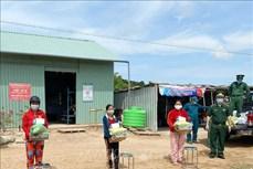 Kiên Giang: Cấp phát gần 2.280 tấn gạo cho người dân gặp khó khăn do dịch COVID-19