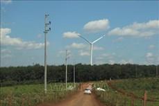 Gia Lai kỳ vọng từ các dự án điện gió
