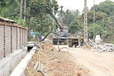 Phú Thọ nhiều cách làm hay nâng chuẩn nông thôn mới
