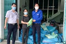 Ninh Thuận hoàn tất cấp phát gạo cho người dân gặp khó khăn do dịch COVID-19