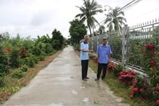 Xây dựng nông thôn mới ở xã vùng Đồng Tháp Mười: Khó vạn lần dân liệu cũng xong
