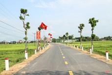 Công nhận huyện Cẩm Xuyên, tỉnh Hà Tĩnh đạt chuẩn nông thôn mới