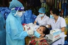 Sáng 15/9, Hà Nội ghi nhận 3 ca dương tính với SARS-CoV-2 đều ở khu vực phong tỏa