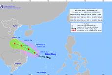 Chủ động ứng phó với áp thấp nhiệt đới có khả năng mạnh lên thành bão