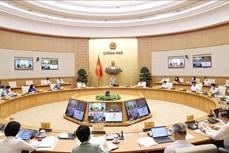 Thủ tướng Phạm Minh Chính: Nghiên cứu các giải pháp thích ứng an toàn, linh hoạt, kiểm soát có hiệu quả dịch COVID-19