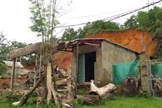 Thừa Thiên – Huế chủ động ứng phó với tình trạng sạt lở trong mùa mưa bão