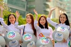 Lễ hội Áo dài Thành phố Hồ Chí Minh diễn ra vào ngày 11-12/10 