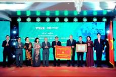 Lễ kỷ niệm 60 năm Ngày thành lập Thông tấn xã Giải phóng và đón nhận danh hiệu Anh hùng Lực lượng vũ trang nhân dân