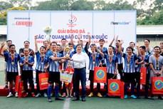 Cơ quan TTXVN khu vực phía Nam vô địch Press Cup 2020 khu vực Thành phố Hồ Chí Minh  