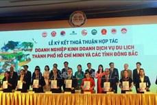 Đẩy mạnh liên kết phát triển du lịch giữa Thành phố Hồ Chí Minh và các tỉnh vùng Đông Bắc